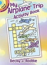 """""""My Airplane Trip Activity Bk"""""""