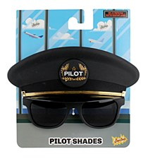 Pilot Cap Shades