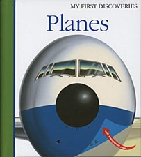 """""""Planes"""" My First Discoveries"""