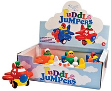 Puddle Jumper Airplane