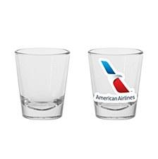 Shot Glass - AA Logo