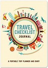 """""""Travel Checklist Journal"""""""