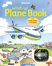 """Wind Up Plane Book"""