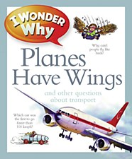 """Wonder Why Planes Have Wings"""