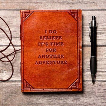 """""""Time for Another Adventure"""""""