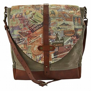 Travel Labels Bag