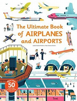 """Ultimate Book Airplanes"""