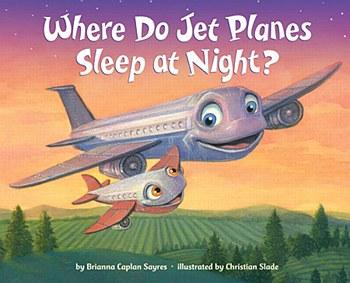 """Where Do Jet Planes Sleep?"""