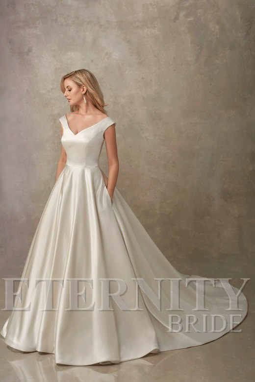 Eternity Bridal D5442