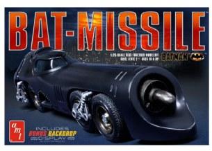 1/25 1989 BATMAN BAT-MISSLE