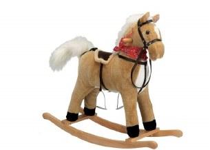 BUFFY ROCKING HORSE