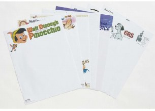 DISNEY STATIONARY COLLECTION 2