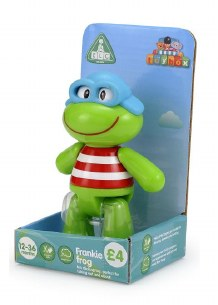 FRANKIE FROG FUN CLICKING TOY