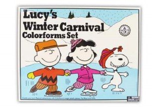 COLORFORMS RETRO LUCY