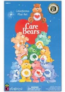 COLORFORMS RETRO CARE BEARS