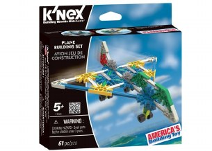 INTRO TO K'NEX  PLANE SET