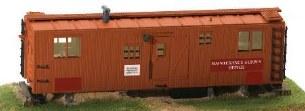 LIONEL BUNK YARD OFFICE