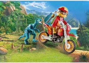 MOTORCROSS BIKE WITH RAPTOR