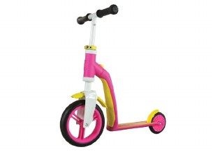 HIGHWAY BUDDY 2IN 1 SCOOT/RIDE