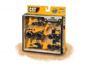 CAT MINI MACHINES