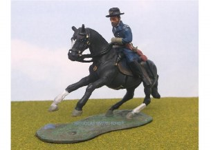 WM TECUMSEH SHERMAN,MOUNTED