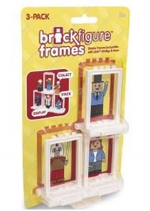 BRICK FIGURE FRAMES 3 PACK