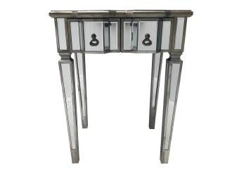 Charleston console table