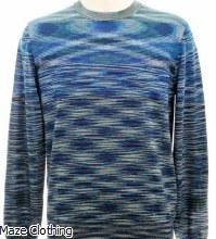 Missoni Crew Knit 142 Blue