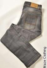 Hugo Boss Kids Grey Jean J24466