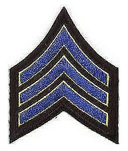 AZDPS, Sergeant Chevrons