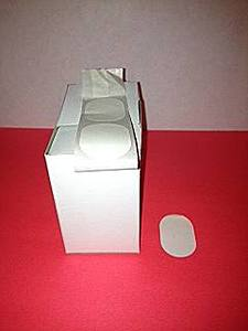 FPRW,Tabs,Inkless/500/Box