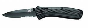 522SBK, Pardue Presidio, Knife