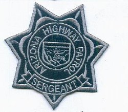 AZDPS, Sergeant Star Badge