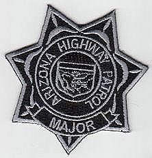 AZDPS, Major Star Badge