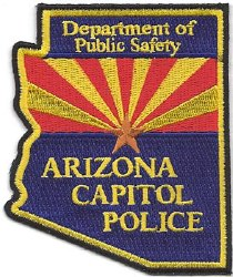 AZDPS Capitol Police Pair/Set