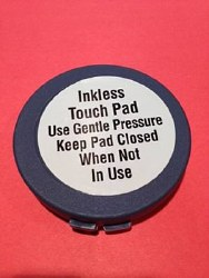 """FPR, Pad Round 2"""" Inkless Clr"""