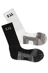 "59047, Black 6"" Sock Lg"