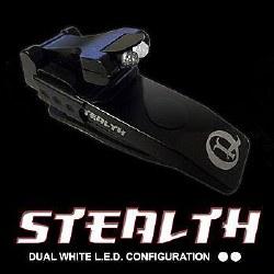 Q-Stealth, QuiqLite,White