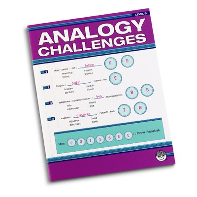 MW ANALOGY CHALLENGES LEVEL B