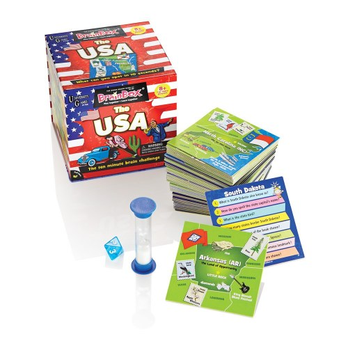 BRAINBOX THE USA