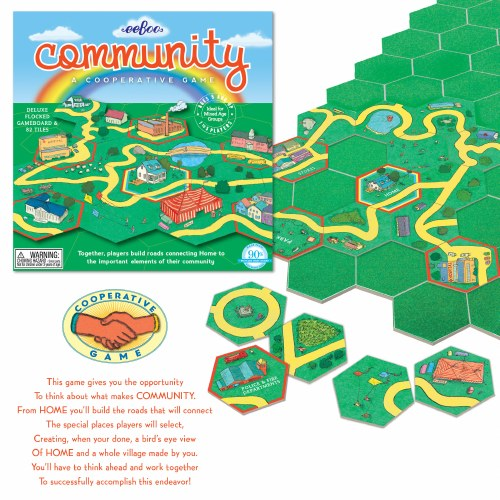 COMMUNITY A COOPERATIVE GAME