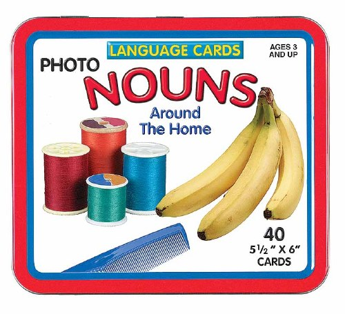 LANGUAGE CARDS NOUNS