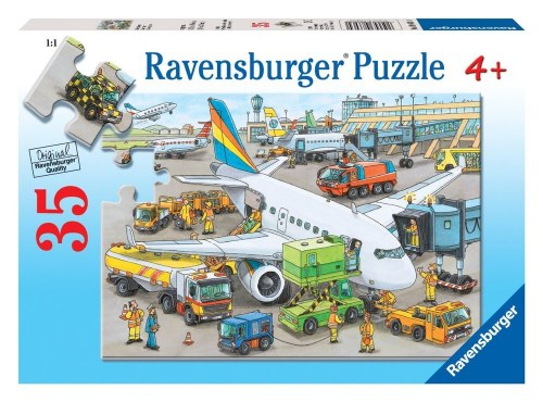 RAV BUSY AIRPORT 35PC