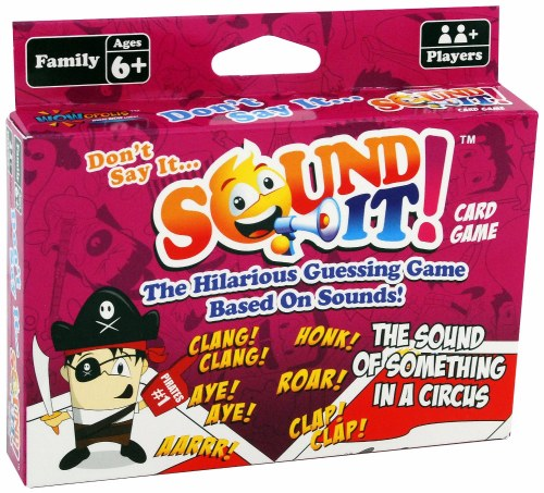 SOUND IT CARD GAME