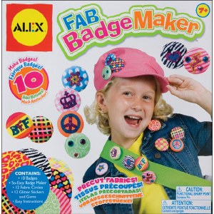 ALEX FAB BADGE MAKER