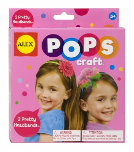 ALEX POP CRAFT HEADBANDS
