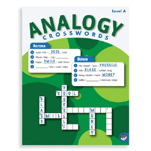 MW ANALOGY CROSSWORDS A