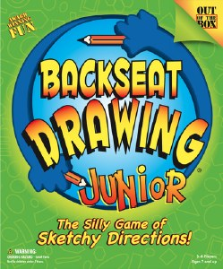 BACKSEAT DRAWING JUNIOR