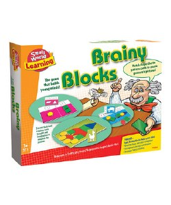 BRAINY BLOCKS