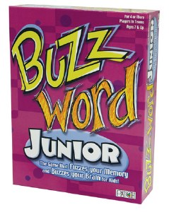 BUZZ WORD JR.